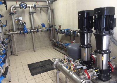 Chloration Réseau Eau Potable