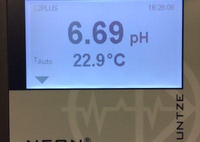 Transmetteur pH