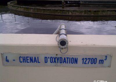 O2 Bassin d'Aération Step